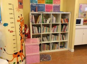 四层矮书柜