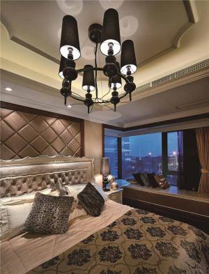 实用飘窗卧室设计
