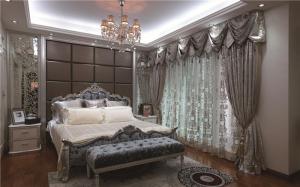 时尚飘窗卧室设计图片