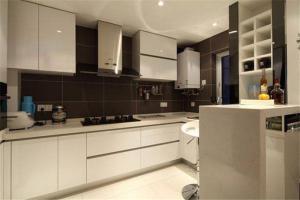 厨房整体橱柜风格