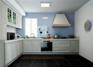 整体厨房橱柜图片欣赏