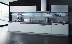 开放式厨房整体橱柜
