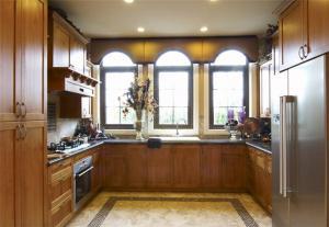 厨房整体橱柜板材