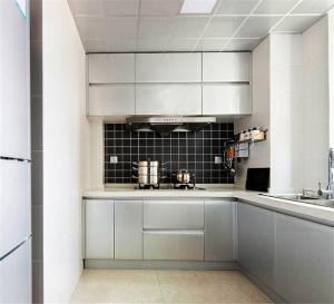 瓷砖厨柜定制设计