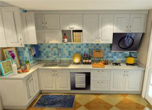 整体厨房橱柜款式
