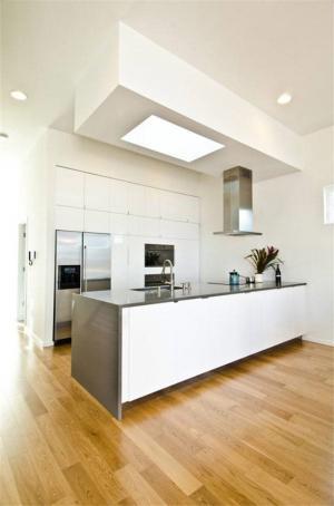 现代简约厨房整体橱柜