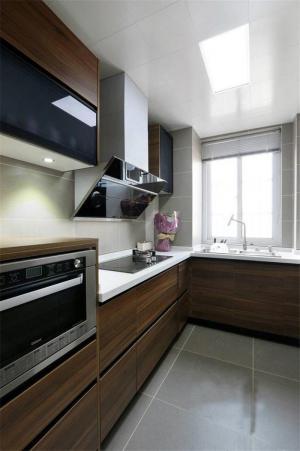 台面瓷砖厨柜