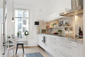 简约厨房整体橱柜