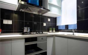 不锈钢厨房橱柜设计