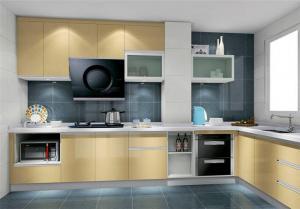 瓷砖厨柜装修效果图