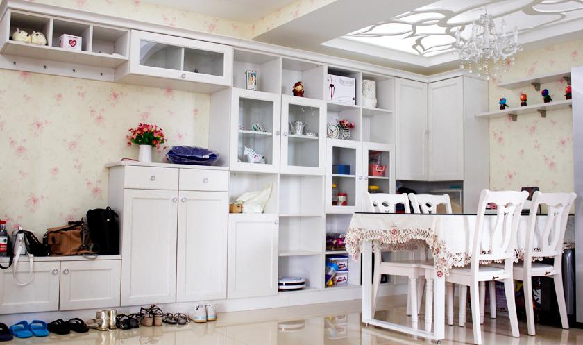【空间扩容案例】定制家具把家改造大,97�O变128�O