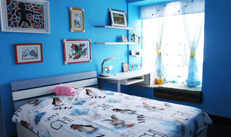 【卧室搭配】3种超大胆的卧室色彩搭配  告别单调乏味